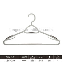 Christmas ornament White Plastic Hangers For Clothes LSNP010