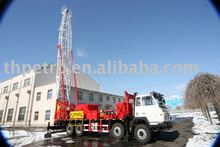 30t No Guyline Workover Rig