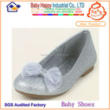 Free shipping china name brand little girls high heel shoes