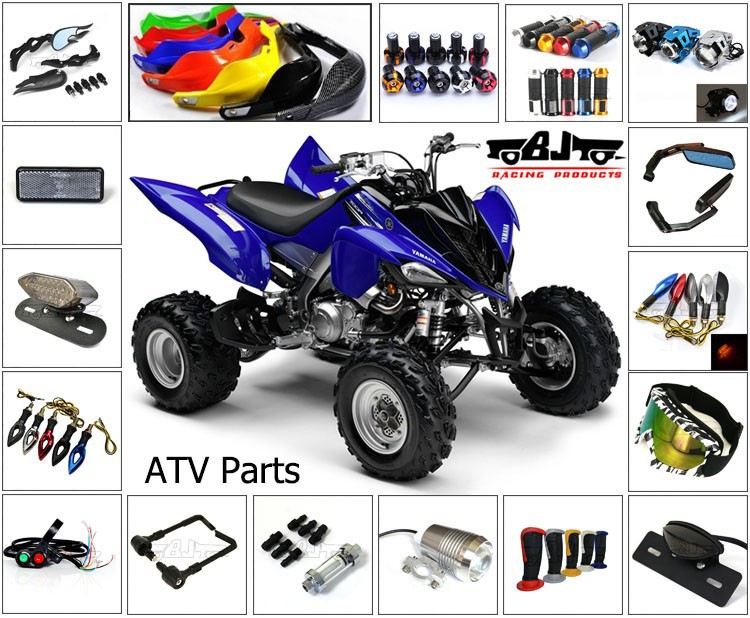 Top sale oem aftermarket chinese motorbike ATV CNC parts