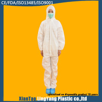 China Supplier Winter Work Coveralls with CE,FDA,ISO certificate