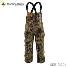 China Factory Men's Outdoor Hunting Bibs Performance Pants