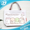 2016 Hot Sale Promotional Gift Mini Girls Kids Cute Cartoon Animals Lunch Handle Bag