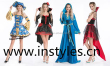 walson instyles wholesale Halloween women cosplay Plus size costumes Fancy Dress Costume Outfit