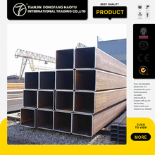 50*50 mm Black Square&Rectangular steel pipe Tianjin manufacturer looking for distributors