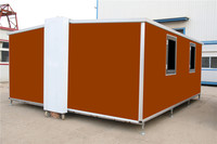 modular flat pack ce single newly folding container house