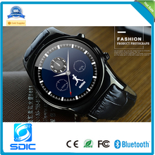 SDIC new android 4.4 bluetooth smart watch phone gv09