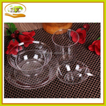 Hot Selling! 2015 New Disposable Plastic Salad Bowl