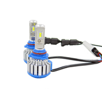 Factory Price Car Booster 6v Cover Led Headlight For Wholesale
