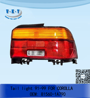 81560-1A790Tail light 91-99 FOR COROLLA
