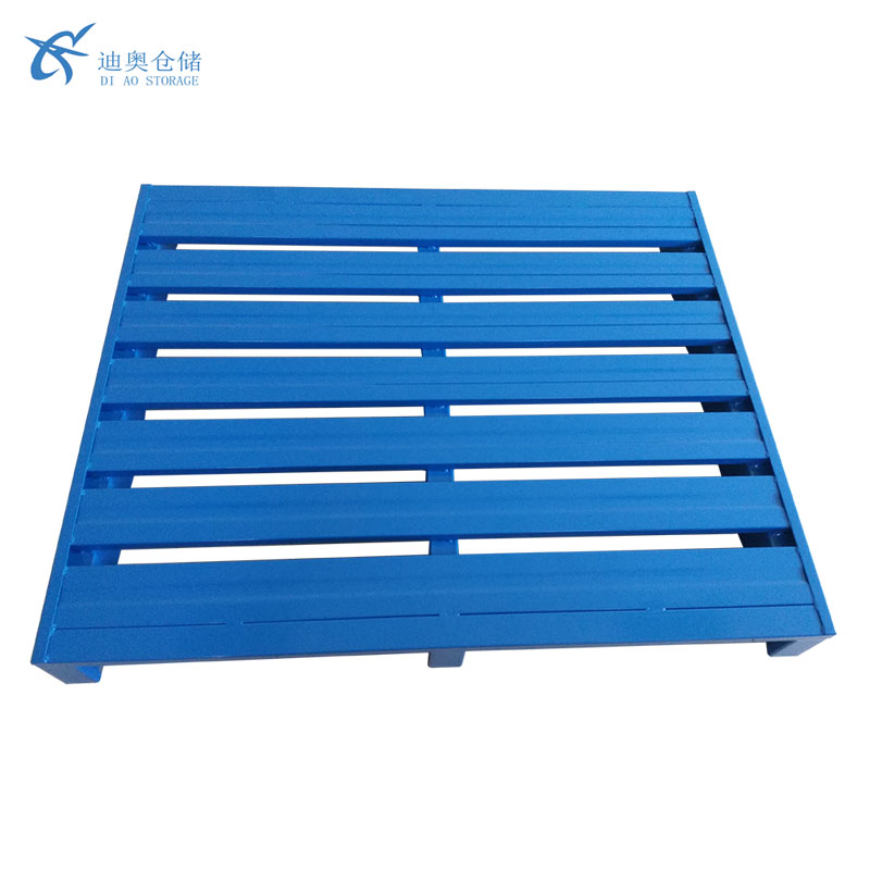 Heavy Duty Powder Coated or Galvanized Stainless Steel Pallet for Warehouse Pallet Racking