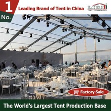 Transparent PVC Canopy Banquet Event Tent for Outdoor Party