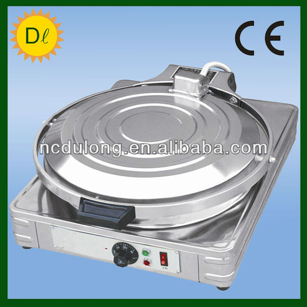 Competitive price DL-DKPA automatic good quality pita bread machine