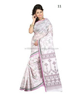 Surat cotton saree | Plain cotton sarees