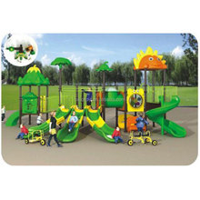 Wholesale Commercial Outdoor Plastic Playsets