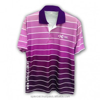 Microfiber Sublimation Printing T-Shirt (POLO) / Custom Made/ Penang/ Malaysia