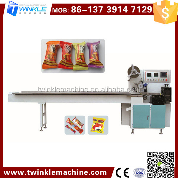 TKF535 SESAME CANDY WRAPPING MACHINE