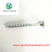 stainless steel countersunk philips head concrete screw