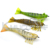 CHS006 2016 hot sale shrimp soft baits soft lures factory from China live shrimp lure