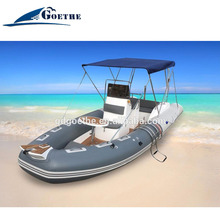 Best selling rowing boat RIB580B inflatable boat for sale