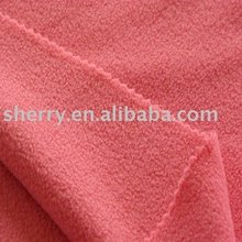 Shaoxing knitting fleece fabric velveteen fabric home textile fabric