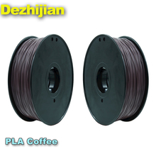 heat resistance 1.75mm pla 3d filament 3d plastic filament