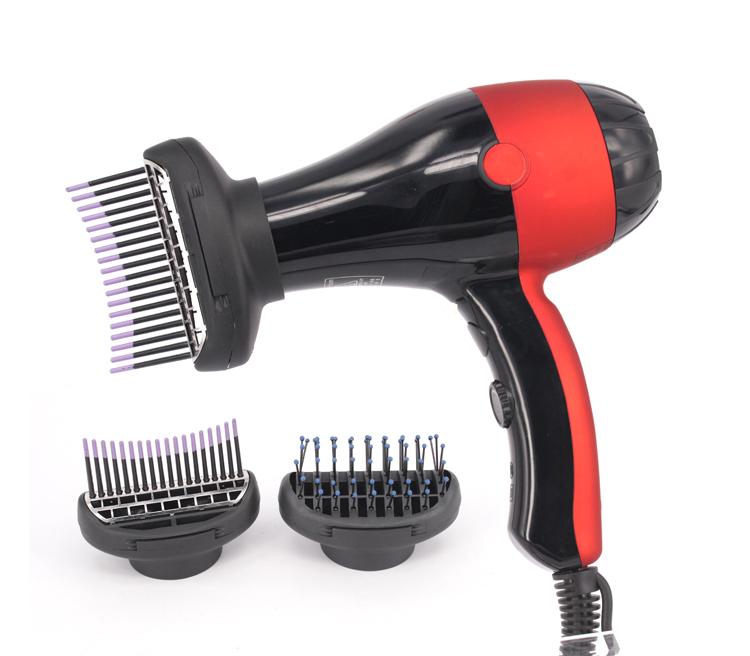 Professional Stand Hair Salon Hood Dryer 2 speed settings and 3 heat settings 2 in 1 Hair Dryer