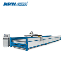 Durable metal water jet cutter machine with stone cutting