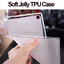 Soft Jelly Design TPU Back Cover Case for ASUS Zenpad 7.0 Z380