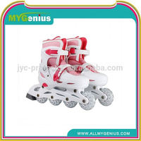 AC0032 four wheel roller skate shoes
