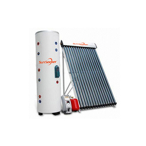 Hot sale energy panel heating thermal system water storage tank separated pressure solar heater