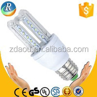 5W 3U led energy saving light