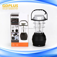 36led hand crank dynamo camping lantern light lamp outdoor solar powered bright and camping lantern 2013