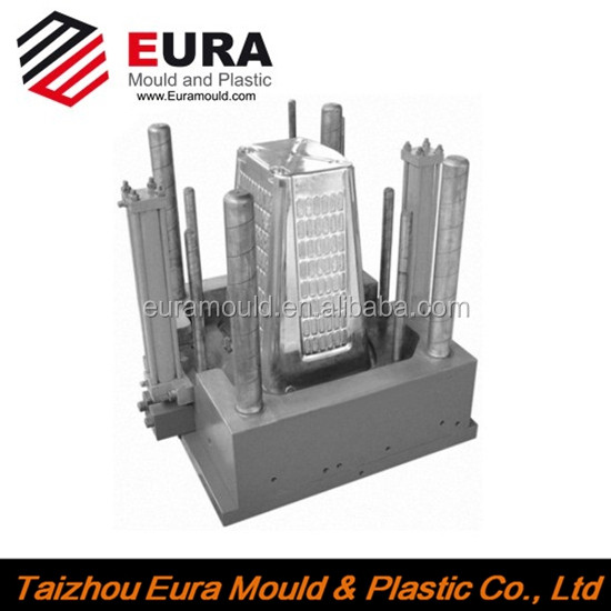 Outdoor 50L,100L,120L,240L Plastic waste container mould ash can mold in taizhou
