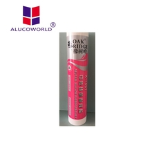 Alucoworld acetoxy non acidic coloured silicone sealant