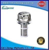 hydraulic system oil filter