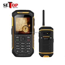 New Listing Runbo X6 IP67 waterproof rugged mobile phone with walkie talkie PTT