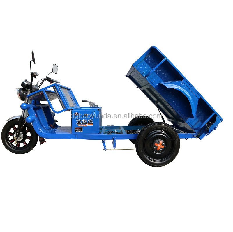 Classical design 3 wheel bike / cargo tricycle/ electric vehicle