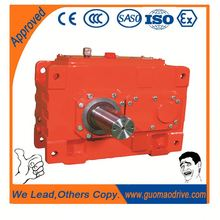 Gear reduction high torque filter presses speed reducer