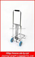 two wheels shopping cart shopping trolley luggage