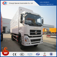 Dongfeng tianjin truck 6*4 Stake truck cargo truck Livestock Transport Lorry For Sale