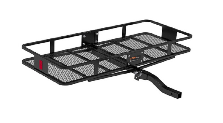 Hot sale customization Size wholesale car basket heavy duty luggage rack