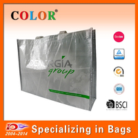 hot sale with Low Price accpet ODM/OEM Production pp non woven bag custom logo for promotion