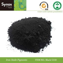 Raw material for colored asphalt