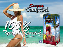 CAMPOSOL Sangria Wine 7.0% carton 12x11l