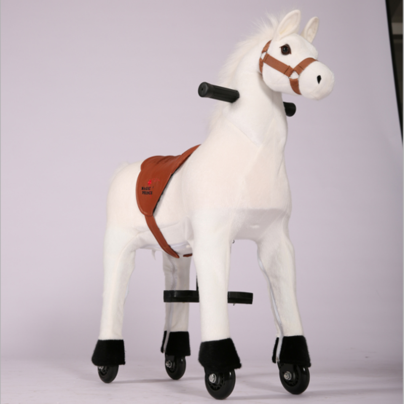Funny toy!!! ride on animals, go kids pony for kids, the happy prince