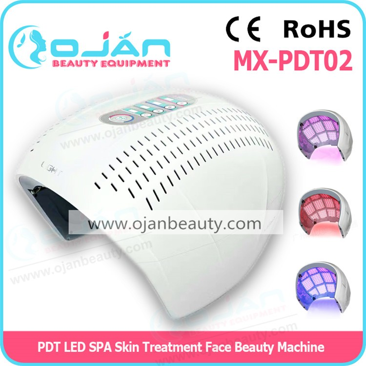 skin care pdt led light therapy led face mask/led facial mask for acne treatment