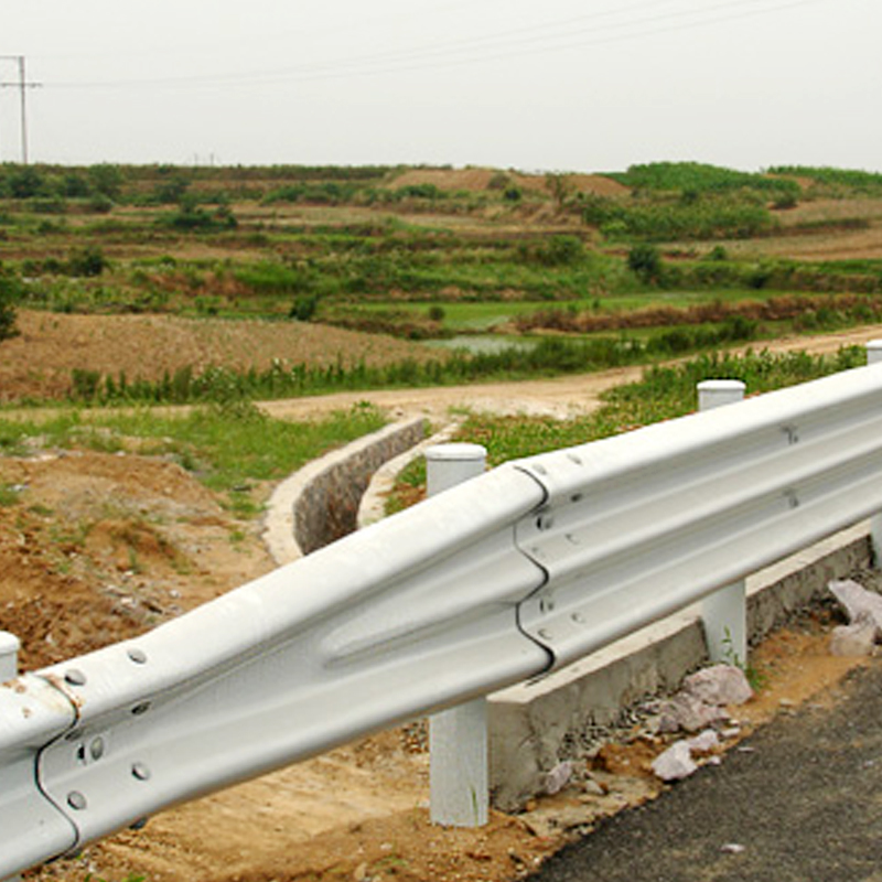 2017 China New product steel road guard rails with good quality for roads