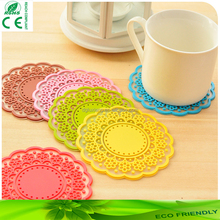 hot-selling Round wooden Tea, Coffee Cup Coaster