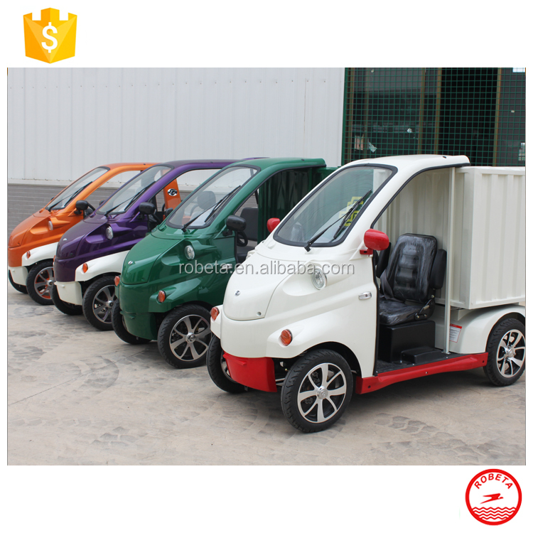 Express Electrical Delivery three wheel Vans/electric car conversion
